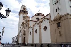 El Cabildo RECOMIENDA no realizar peregrinación a Candelaria con motivo de las fiestas de la patrona