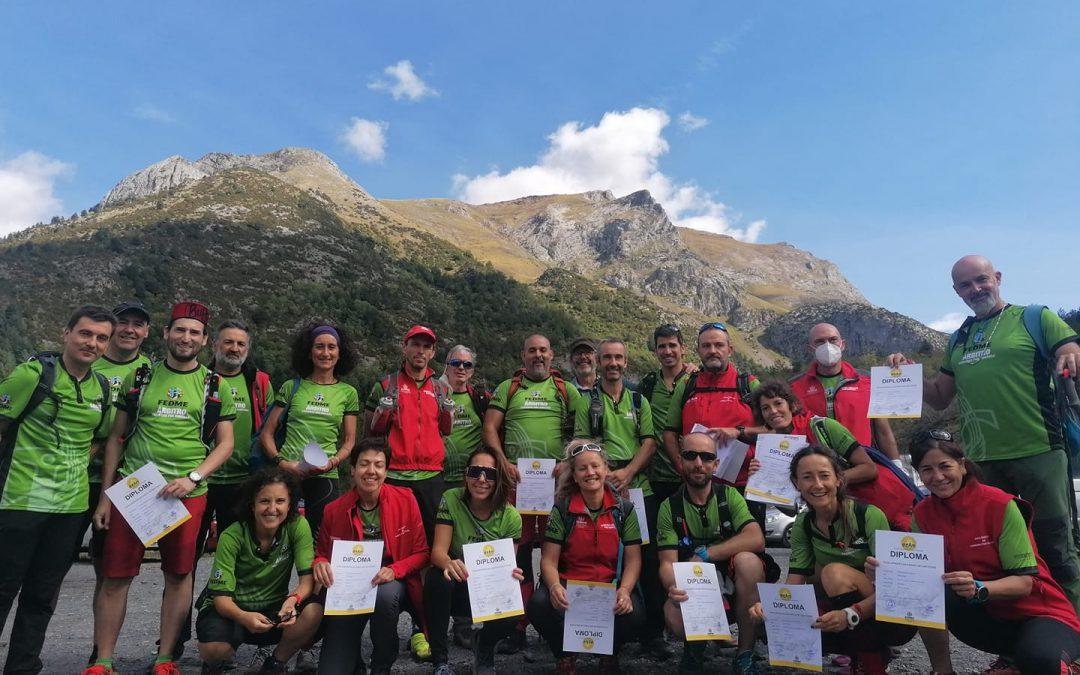 Curso ambiental para árbitros de Carreras x Montaña