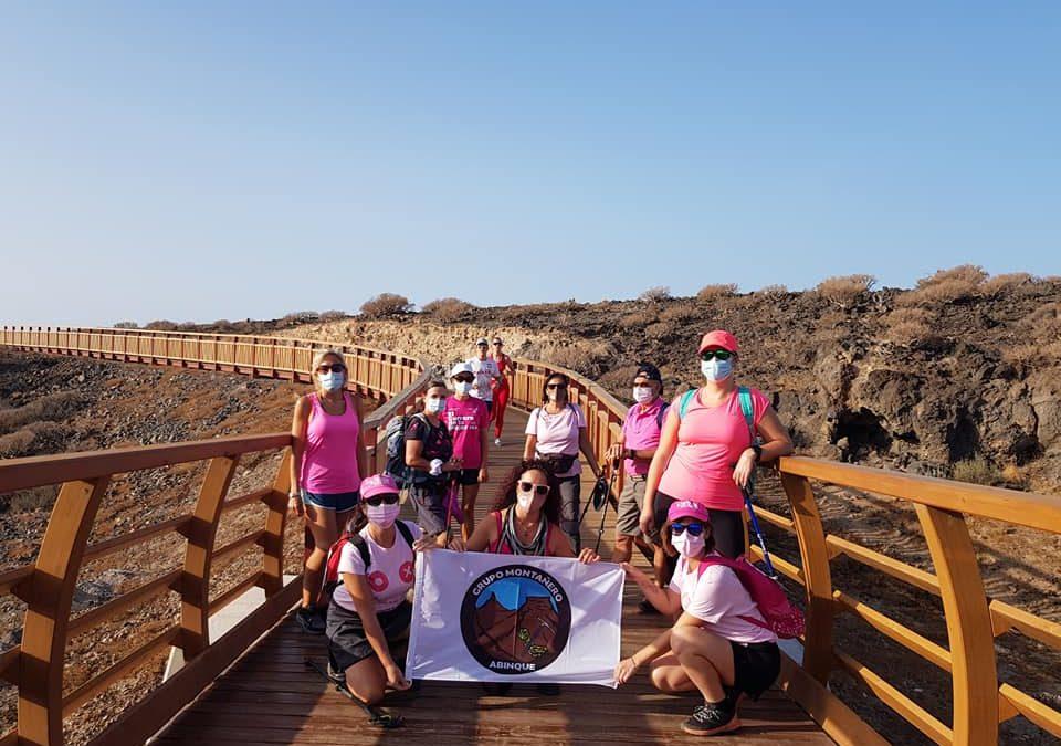 Actividad Grupo Montañero Abinque – Colaborando con la Fundación Carrera por La Vida