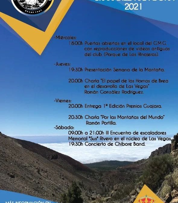VIII Semana de la Montaña de Granadilla de Abona